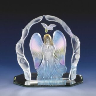 Skies Birds Butterflies Blown Glass And Crystal Figurines Glass Gallery